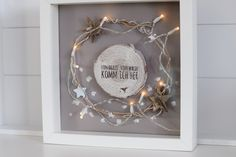 IKEA+Ribba+Rahmen+Christmas+Decoration.JPG (755×505)