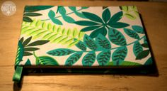 Cuadernitos artesanales - 80 hojas lisas blancas A6 Weaving, Leaves, Objects, Tejidos