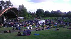 Cuthbert Amphitheater Eugene Oregon .... My favorite venue