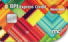 Entry for BPI Edge credit card design competition, Adobe Photoshop (2012)