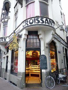 Art Nouveau bakery, Amsterdam