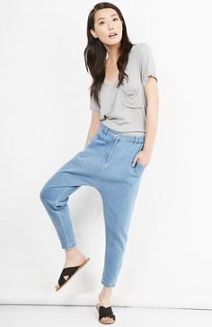 The Fifth Label Waterfront Jeans in Light Blue S | DAILYLOOK