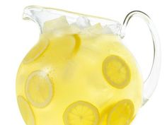 Get Perfect Lemonade Recipe from Food Network