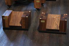Speaker stands. - Vinyl Engine