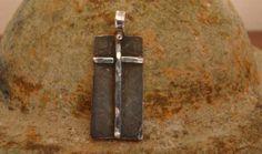 Sterling Silver Cross Pendant by Annasjewelry on Etsy, $29.00