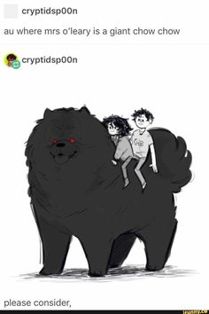 This is closer to what I had imagined while reading the book even though it's not an accurate description, Lol! <— I imagined her as a giant red pit bull. Percy Jackson Fan Art, Percy Jackson Memes, Percy Jackson Books, Percy Jackson Fandom, Rick Riordan Series, Rick Riordan Books, Magnus Chase, Solangelo, Percabeth
