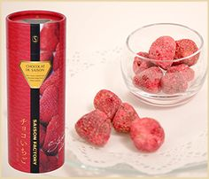 セゾンファクトリーのチョコいちご。