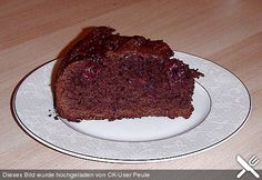 Saure Sahne Kuchen (hoher Kuchen in Springform)