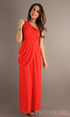 Super cute, but still modest, red dress. #Amity #divergent #fashion