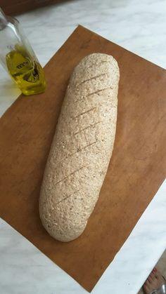 Celozrnný (úplne) špaldový chlieb (fotorecept) - obrázok 3 Bread, Ethnic Recipes, Food, Meals, Breads, Bakeries, Yemek, Patisserie, Eten
