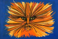 Peaches our cat #art #painting #kids #books #dogs #education #paintings #paint #penandink #watercolors #oils #tv #education #cartoon #animation #inspiration #Yorkshire #terriers #space #meteorites #astronomy #turbo #turboshouse #zaquelinesouras #zsouras Yorkshire Terriers, Turbo S, Peaches, Cat Art, Astronomy, Watercolors, Animation, Paintings, Cartoon