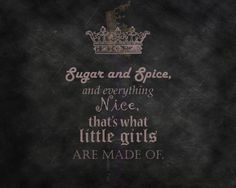 Chalkboard Printable Sugar and Spice by SweetGraceStudios on Etsy