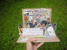 pop up anniversary