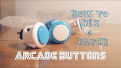 How To Mix & Match Arcade Button Colors/Caps #DIY #MIDI #DJ #ArcadeButtons #Arcade #VideoGames #Sanwa #Buttons