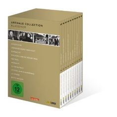 Arthaus Collection Klassiker - Gesamtedition 10 DVDs: Amazon.de: Filme & TV