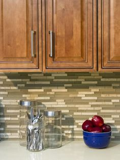 """""""It was the best backsplash I have ever seen done on the show,"""" judge Vern Yip said regarding Jeribai Tascoe's tiling efforts. (http://www.hgtv.com/hgtv-star/hgtv-star-season-8-photo-highlights-from-episode-4/pictures/page-12.html?soc=Pinterest)"""