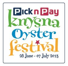 Love them or hate them, these slippery little hors 'd oeuvres are a corner stone of one of our country's great festivals, the Pick n Pay Knysna Oyster festival.  Held every winter in the beautiful coastal village of Knysna, we are promised not only a smorgasbord of these little delicacies, but an array of events to keep the entire family entertained.