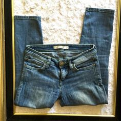 Life in Progress Capri Staple piece Forever 21 Jeans