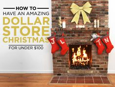 How To Have An Amazing Christmas For Under $100