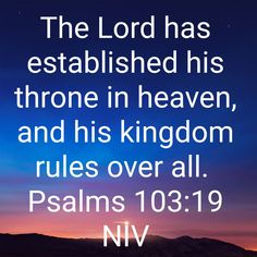 Psalms, Heaven, Lord, Inspiration, Biblical Inspiration, Sky, Heavens, Paradise, Inspirational
