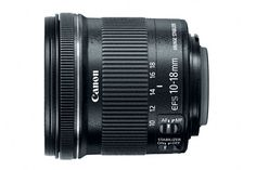Canon EF-S 10-18mm f/4.5-5.6 IS STM | Canon Online Store | Ultra Wide | $299