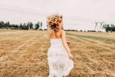 #adult #casual #countryside #enjoyment #field #freedom #fun #girl #grass #happiness #hayfield #joy #leisure #outdoors #person #relaxation #rural #summer #wheat #white #white dress #woman #young