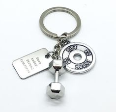 PERSONAL TRAINER Gift Keyring Matching Mug Available Can Be Personalised
