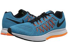 best loved 62611 b733b Nike Mens Air Zoom Pegasus 32 N Running Shoes 10 DN US Lagon BleuAgrume  VifOrange T   Check out the image by visiting the link.