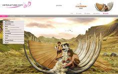 ¡Parece que el la prehistoria eran tan ingeniosos como nuestros webdesigners!  #venteprivee #VPSummerCamp #Webdesign #Skate