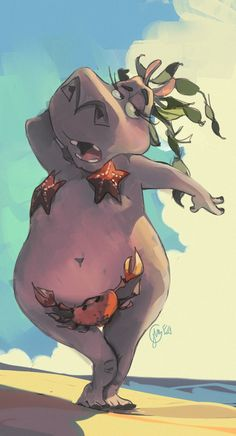 Commish for who wanted TWO pics of Gloria the hippo from the animated comedy Madagascar!based on a scen. okay boys, shows over. Madagascar Movie, Penguins Of Madagascar, Character Concept, Concept Art, Character Design, Cute Wallpaper Backgrounds, Cute Wallpapers, Familie Symbol, Cartoon Hippo