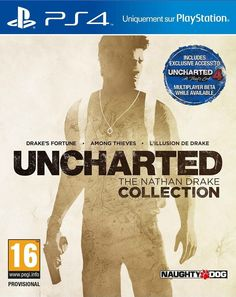 Shop for Best Buy®. Buy Uncharted: The Nathan Drake Collection - PlayStation 4 in . Buy Uncharted: The Nathan Drake Collection - PlayStation Here Price: Drake Uncharted, Uncharted Nathan Drake Collection, Uncharted Series, Playstation Games, Ps4 Games, Games Consoles, Playstation Consoles, Arcade Games, Coupon