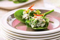 Thai Crab Salad Recipe - Taste.com.au