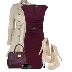 """Red Chocolate"" by ohmeejean on Polyvore! LOVE THIS!"