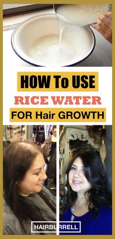 Rice Water Recipe, Water Recipes, Natural Hair Growth Tips, Natural Hair Styles, Onion Hair Growth, Onion For Hair, Style Africain, Hair Due, Diy Hair Care