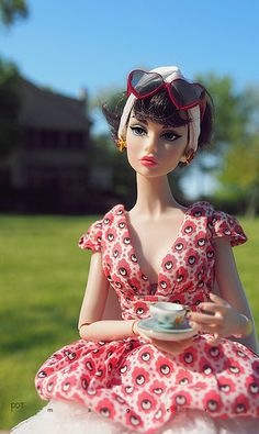 Fashion Royalty Poppy Parker: Miss Fairchild | by DaveDollTown