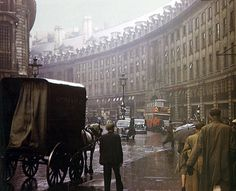 vintage everyday: Wartime Britain in Colour