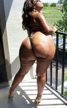 Mega sexy ebony ssbbw booty shake i