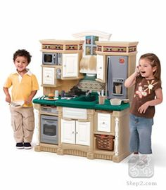 LifeStyle™ Dream Kitchen | Play Kitchens | by Step2