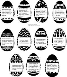 Easter outdoor scavenger hunt with free printable clues and tags Easter Scavenger Hunt Riddles, Easter Riddles, Outdoor Scavenger Hunts, Scavenger Hunt For Kids, Easter Games, Xmas Games, Christmas Games, Kids Christmas, Photo Scavenger Hunt