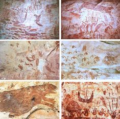 Carijiona nativeaboriginal art