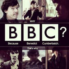 Benedict Cumberbatch I love you