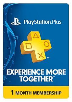 PlayStation Plus 1 Month Membership - PS3 / PS4 / PS Vita [Digital Code] - http://astore.amazon.com/gamesandvideogames-20
