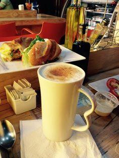 Gran desayuno en Café Artesanos del Dulce