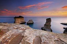 #places #italy #salento 500px / Photo Salento seascape by Luigi Chiriacò