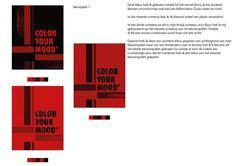 Fase 3: Boos: experimentern met kleur en keuze maken