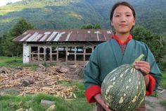 Bhutan: Children Learn To Grow Nutritious Food At School | WFP | United Nations World Food Programme - Fighting Hunger Worldwide