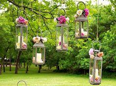 Lovewedbliss lanternes suspendues