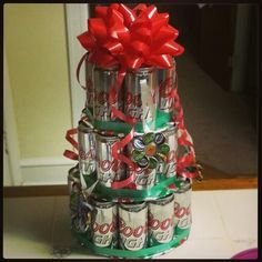 coors lite christmas tree cake for chinese polyanna basket ideasgift