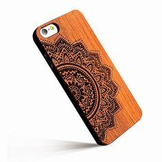 Retro Wood Case For iPhone
