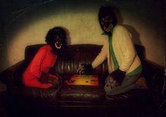 Los monstruos también juegan!!